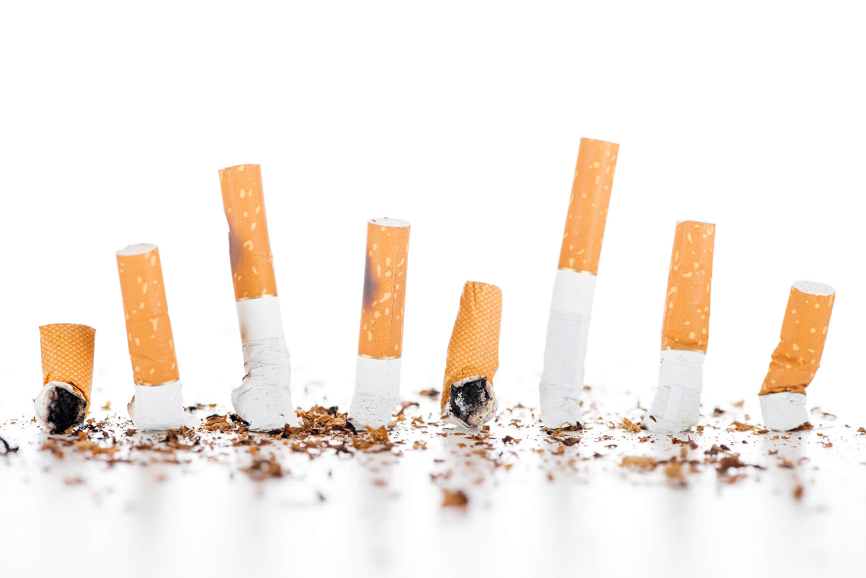 Rauchen aufhören - 100% Rauchfrei werden