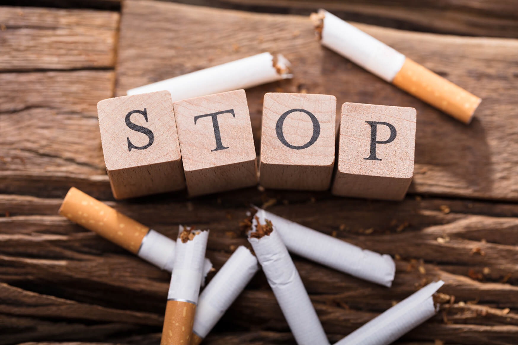 Rauchentwöhnung - 100% Rauchfrei werden